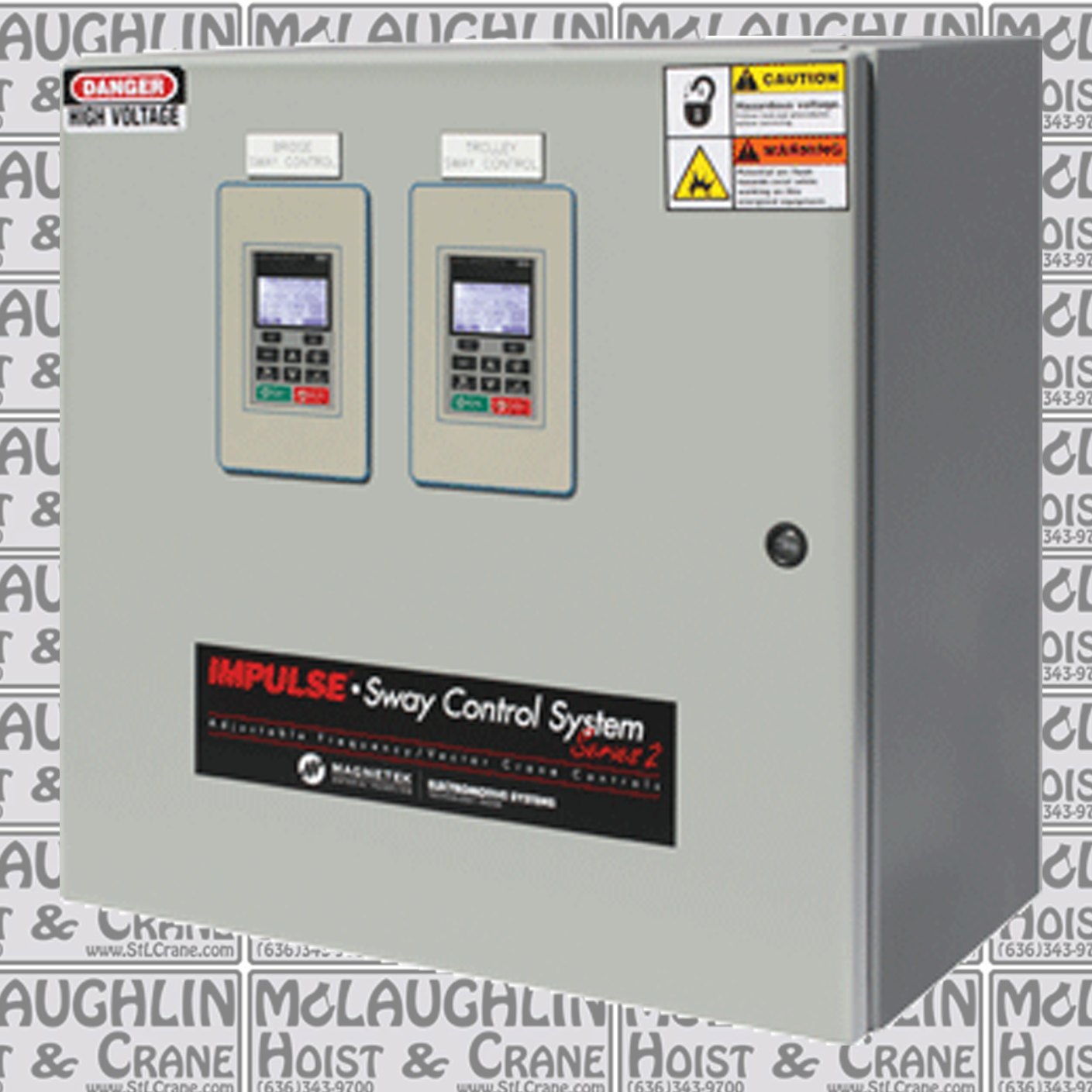 Magnetek Impulse Sway Control System Series 2