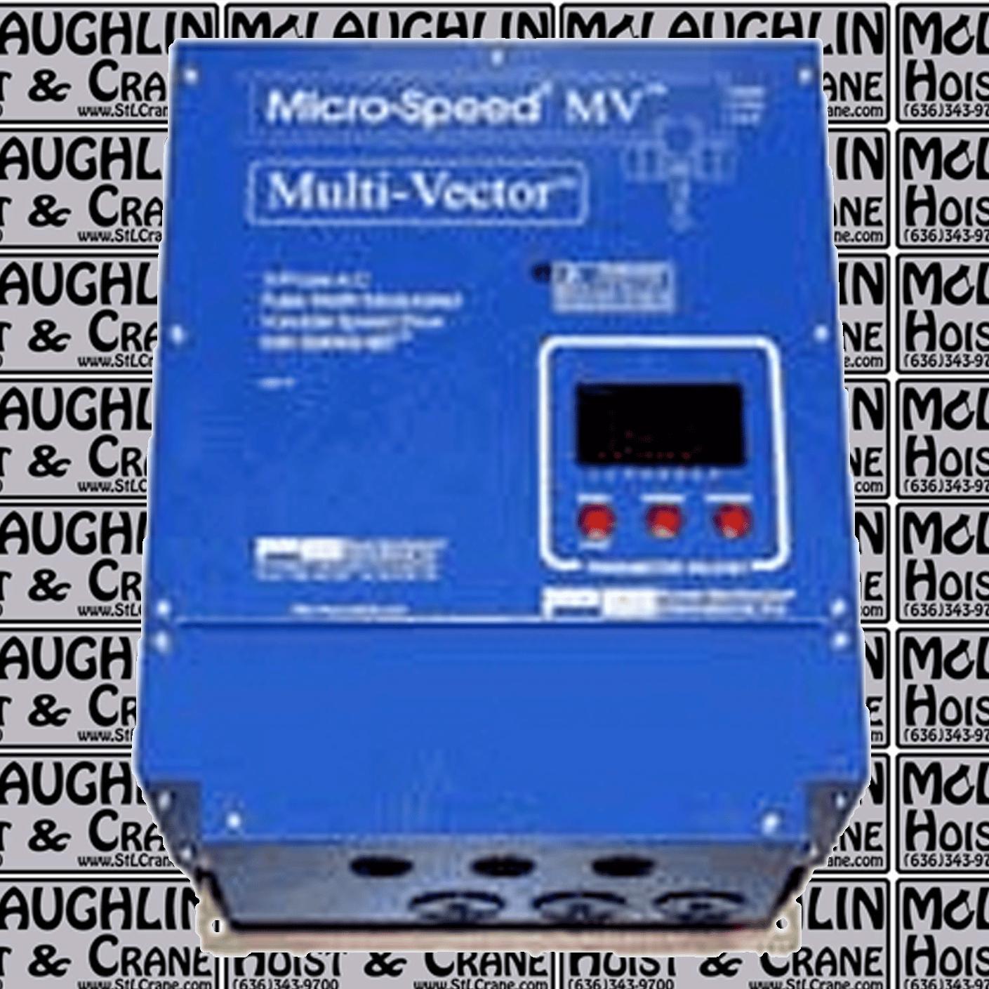 Power Electronics Micro-Speed MV