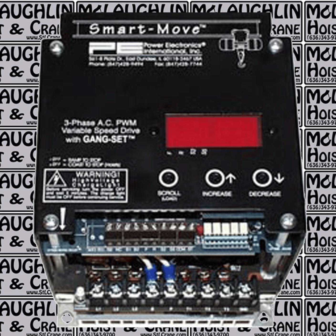 Power Electronics Micro-Speed Smart-Move