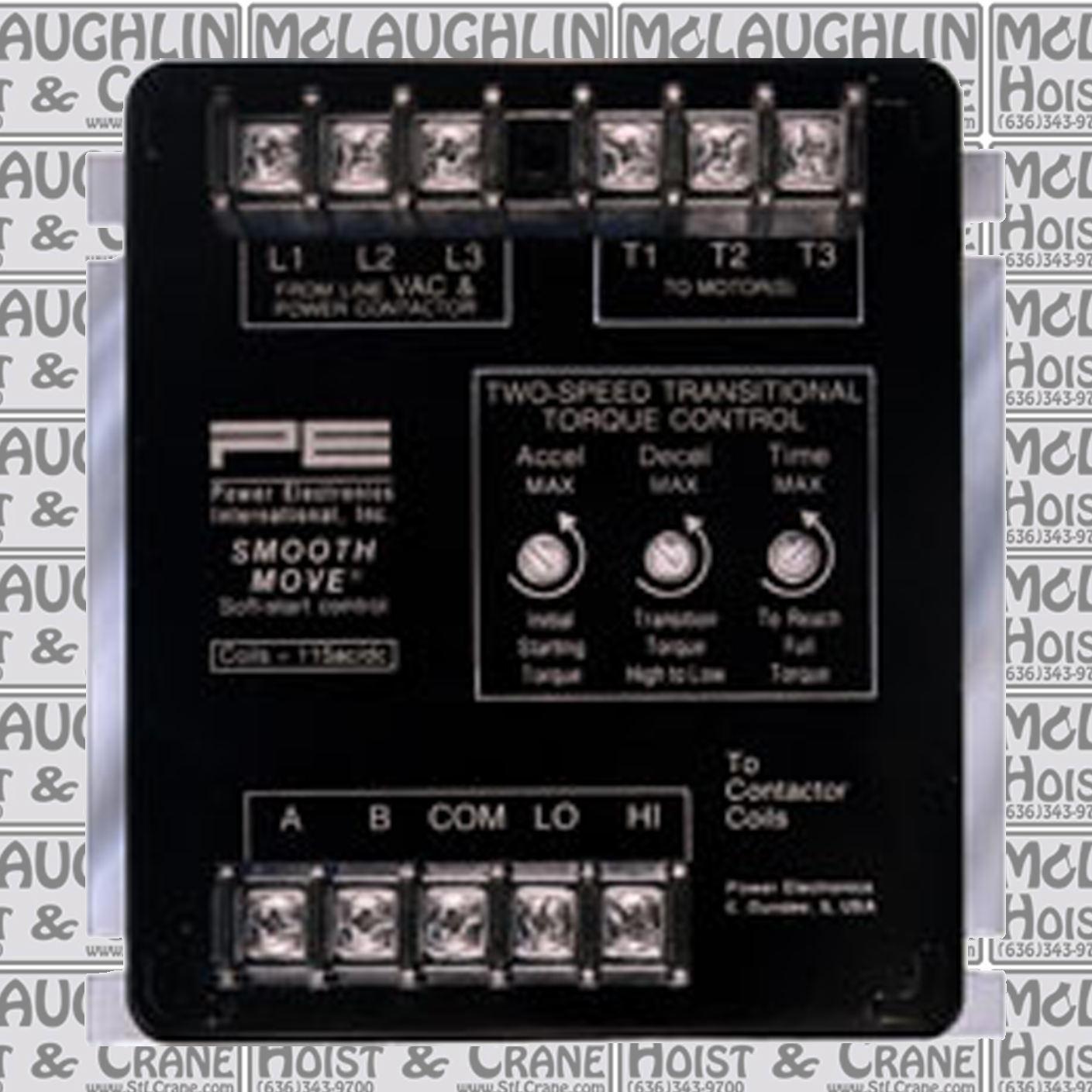 Power Electronics Smooth-Move & Smooth-Move 2