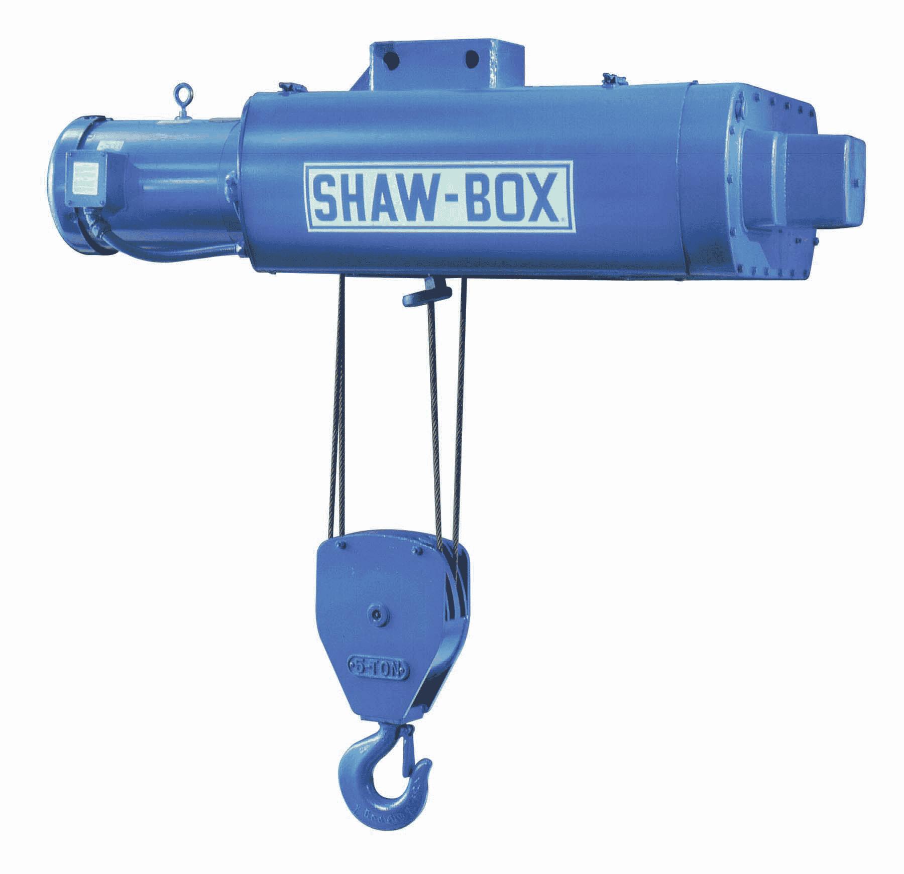 SHAW-BOX® Series 700
