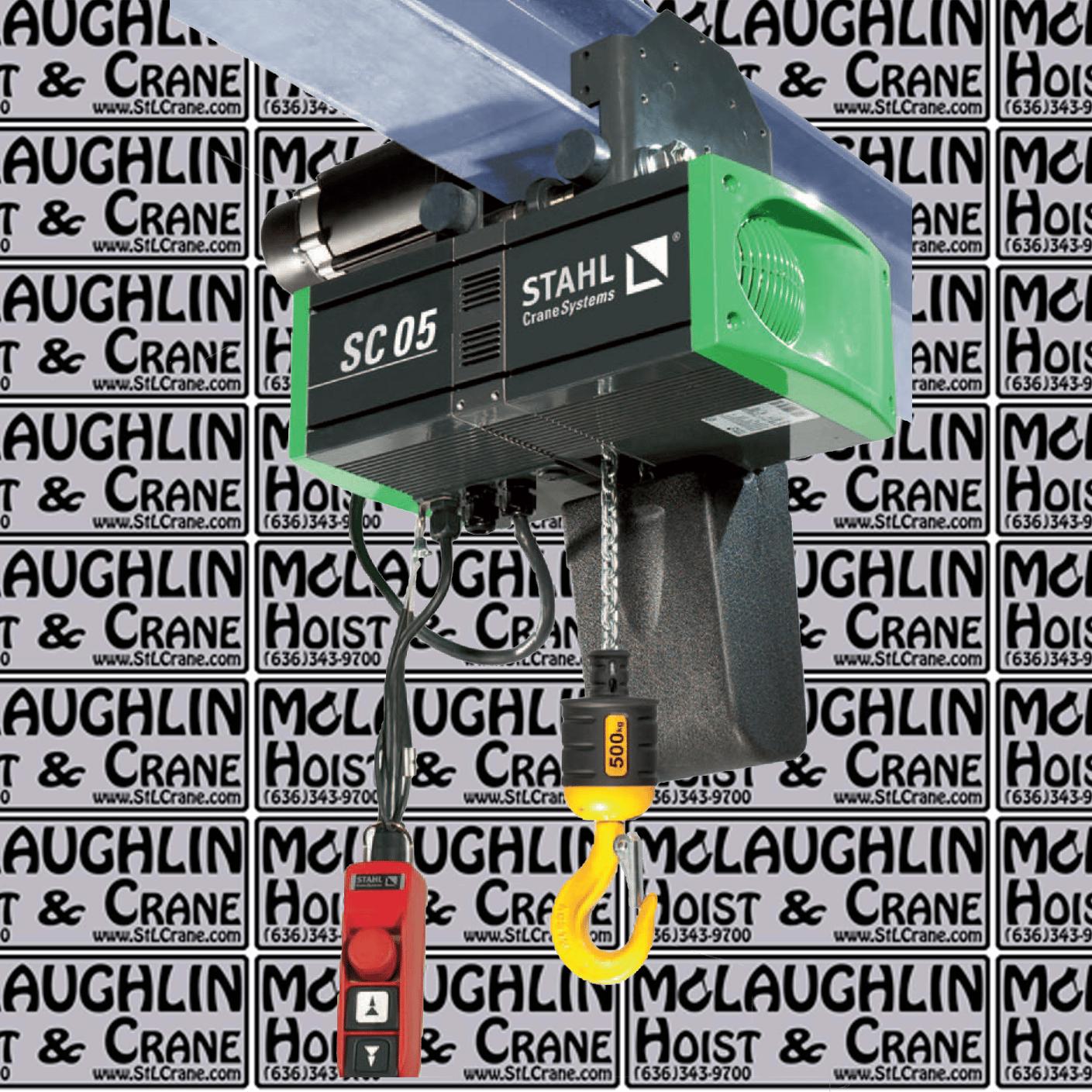 Stahl SC Chain Hoist