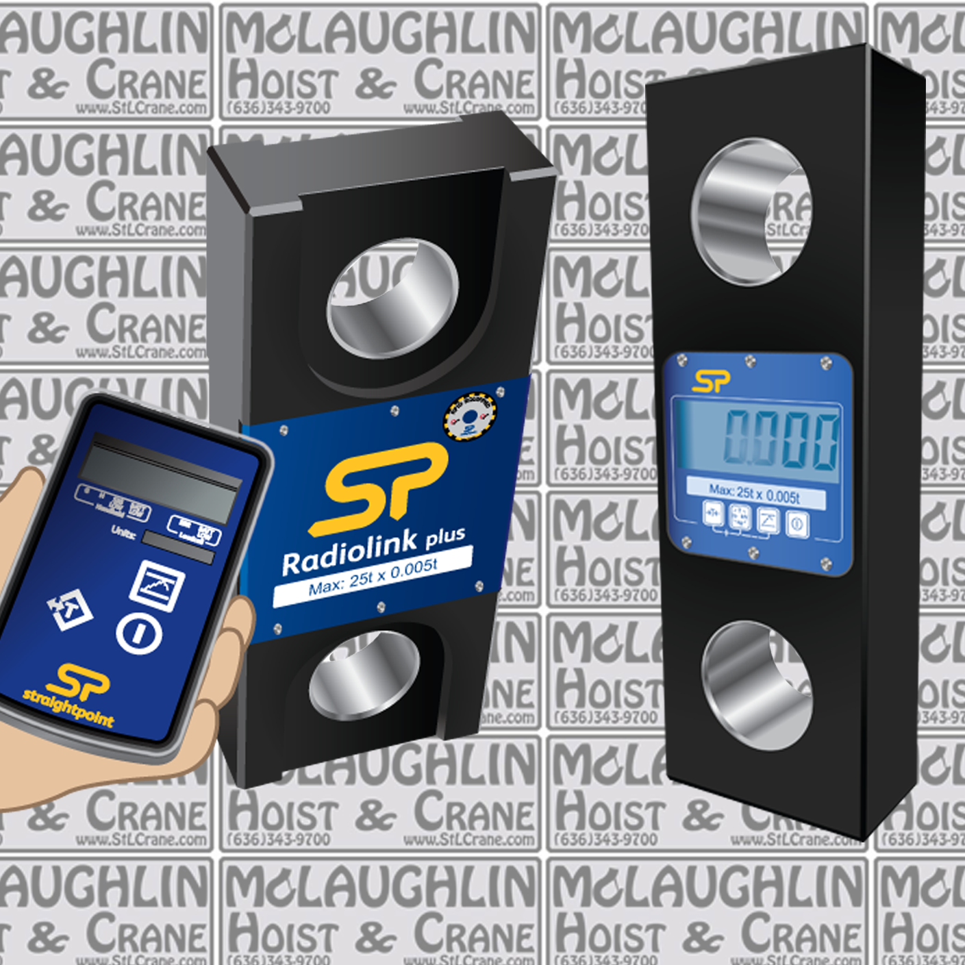 StraightPoint LoadLink Plus Electronic Dynomometer