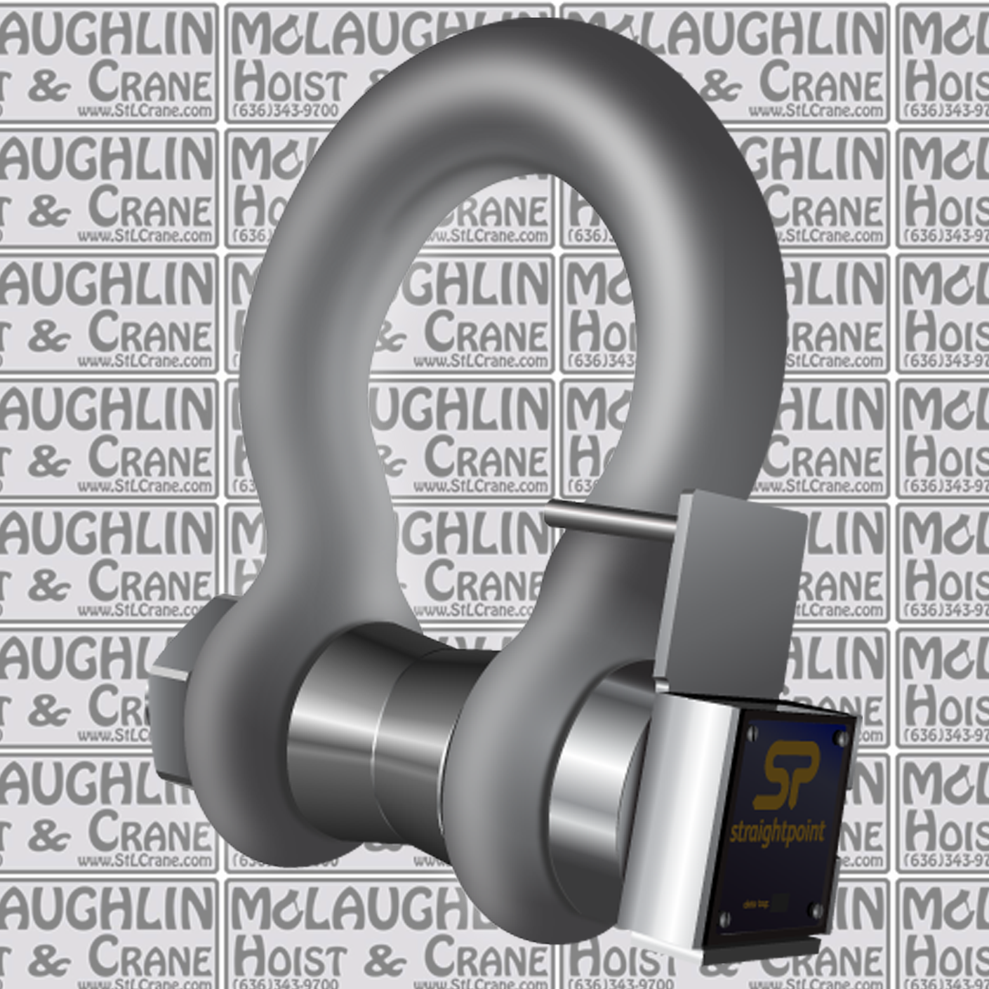 StraightPoint Shackle Loadcell