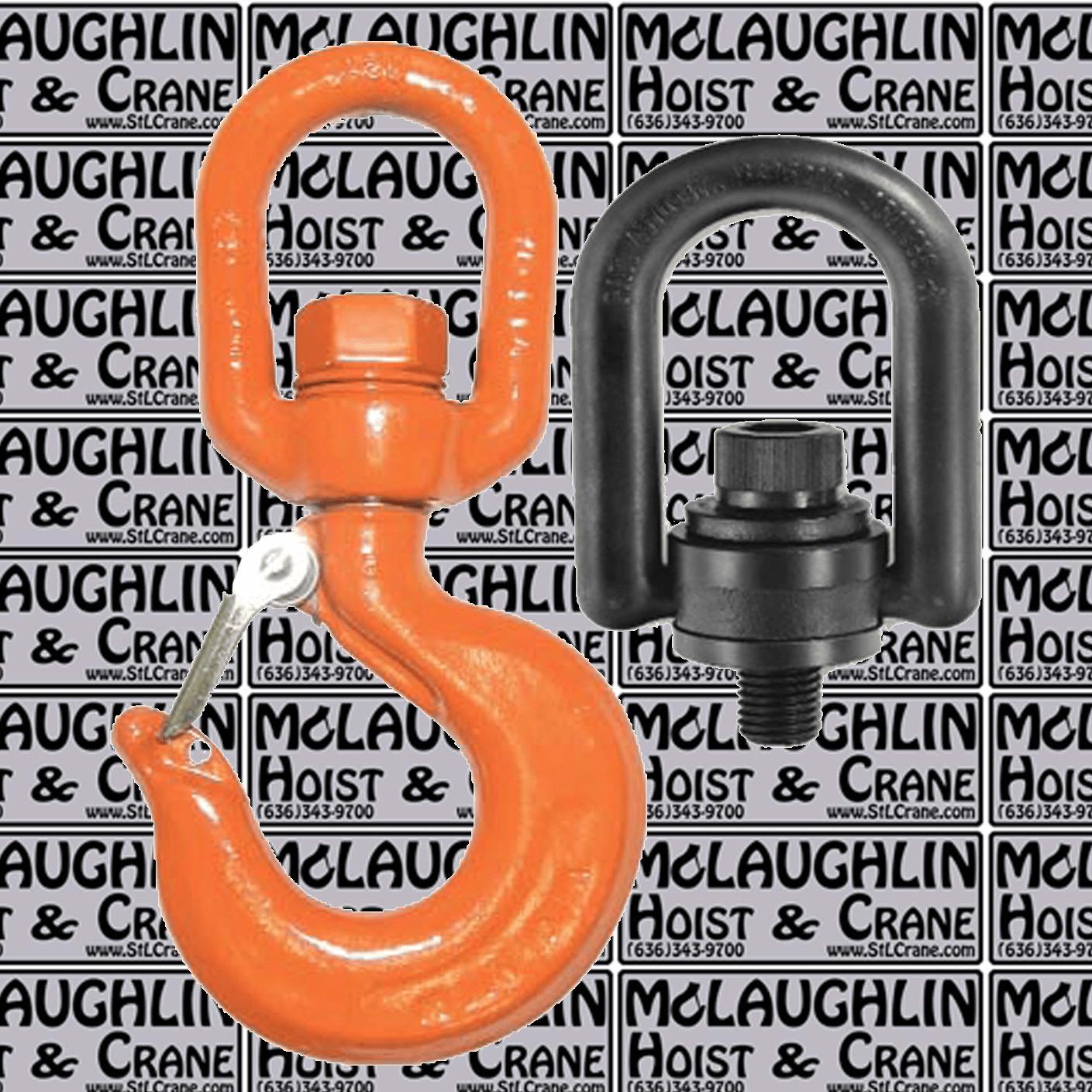 CM® CadyTM Rigging Hooks & Rings