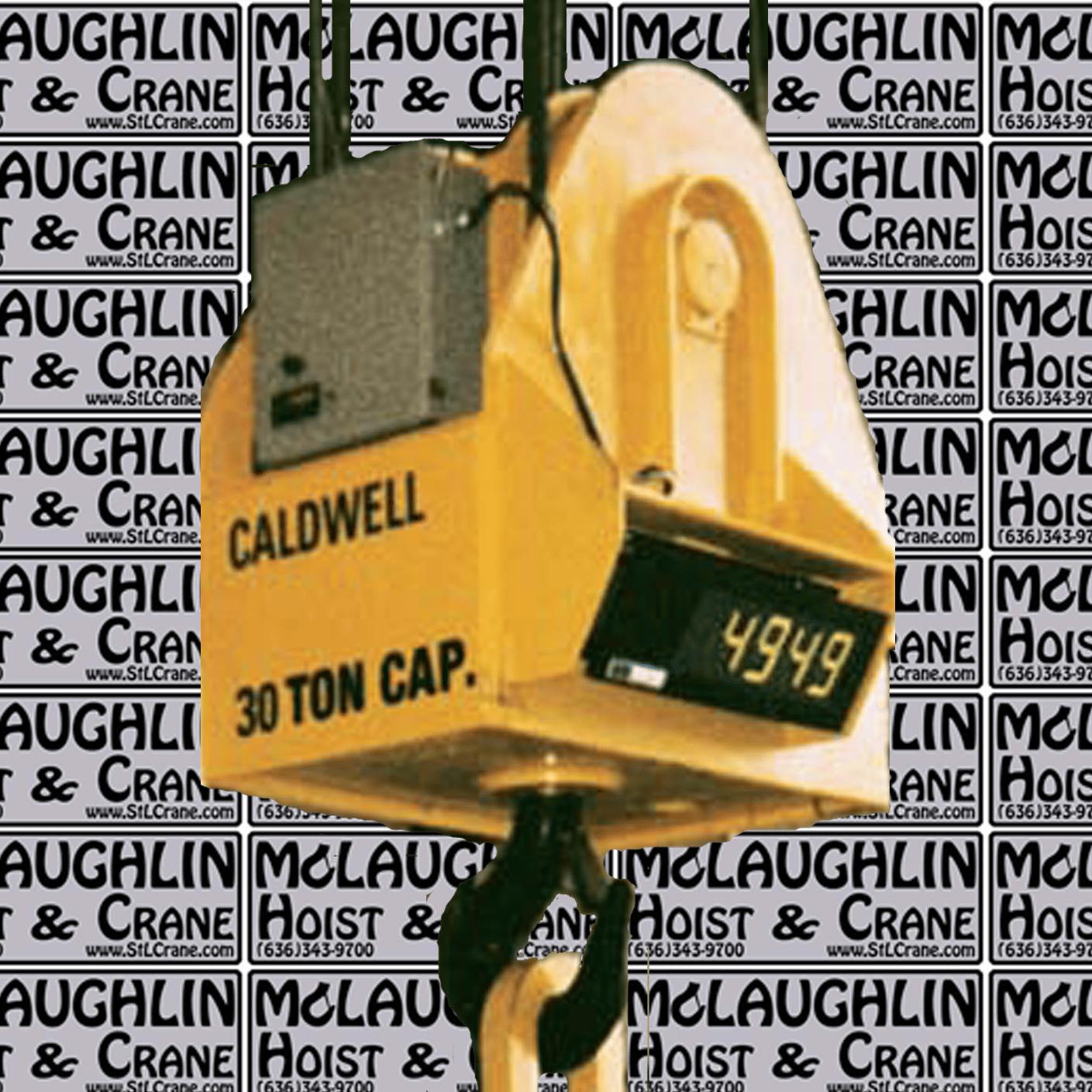 Caldwell Strong-Bac® Rotating Crane Hooks