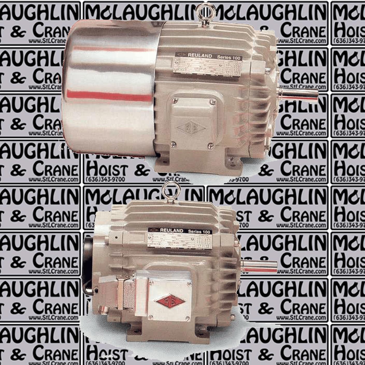 Reuland Inverter Duty Motors