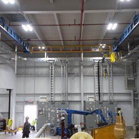 Workstation Crane - McLaughlin Gorbel 3k